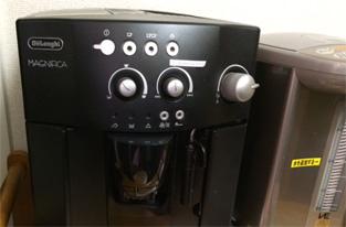 美味いコーヒーを出してくれるスグレモノ